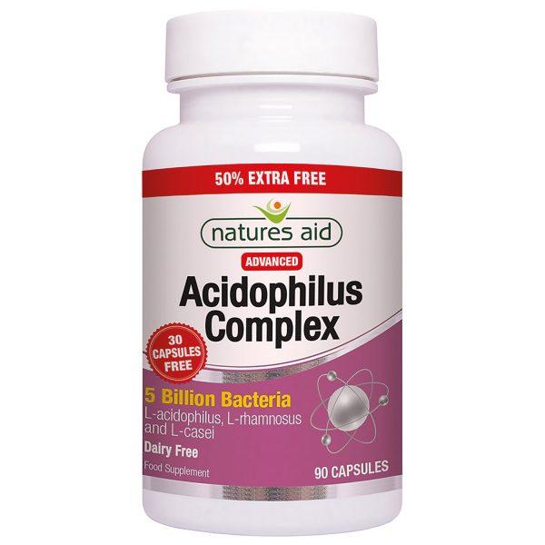 Acidophilus Complex 90's (50% EF) - 126426 B002QSD57O.MAIN