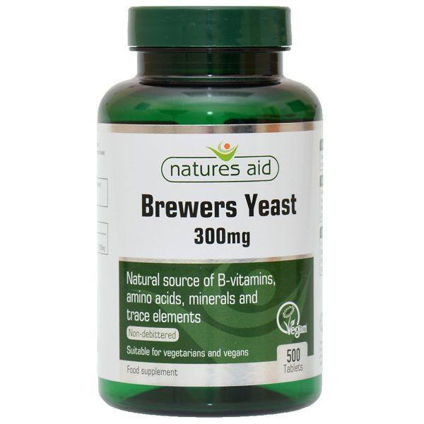 Brewers Yeast 300mg 500's - 11610 B000GY75SO.MAIN