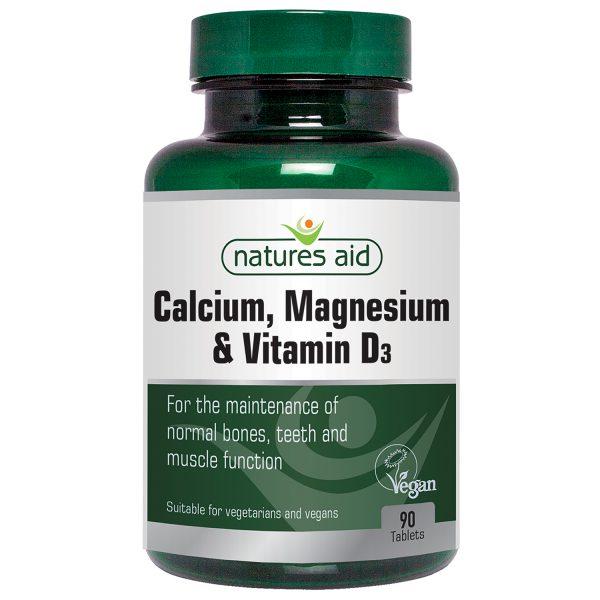 Calcium, Magnesium & Vitamin D3 90's - 19030 B000GY76K2.MAIN