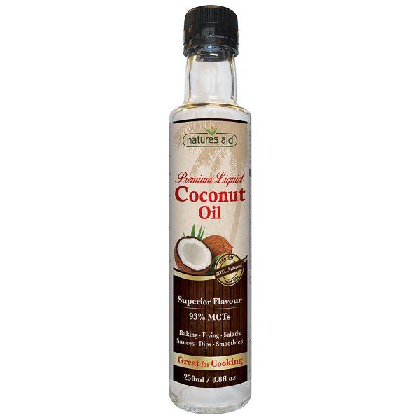 Coconut Oil 250ml - 137420