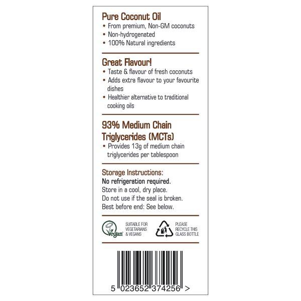 Coconut Oil 250ml - 137420_1