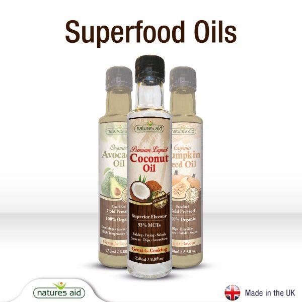 Coconut Oil 250ml Range