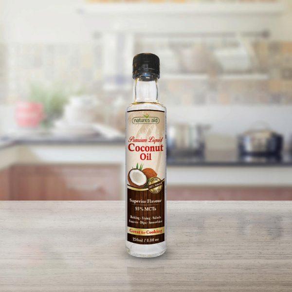 Coconut Oil 250ml bottle