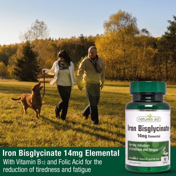 Iron Bisglycinate with Ester-C 90's - 129030_Lifestyle