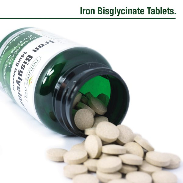 Iron Bisglycinate with Ester-C 90's - 129030_Open Pot