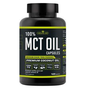 MCT Capsules (147340) Mockup