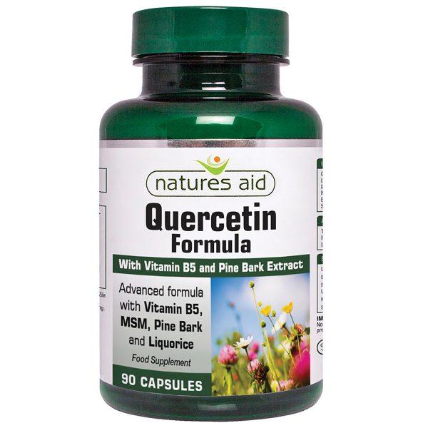 Quercetin Formula 90's - 128330