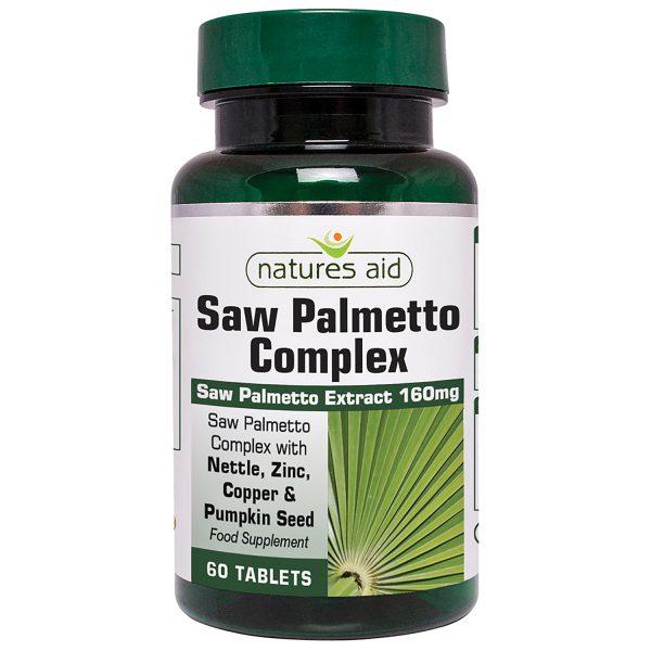 Saw Palmetto Complex 60's - 121120