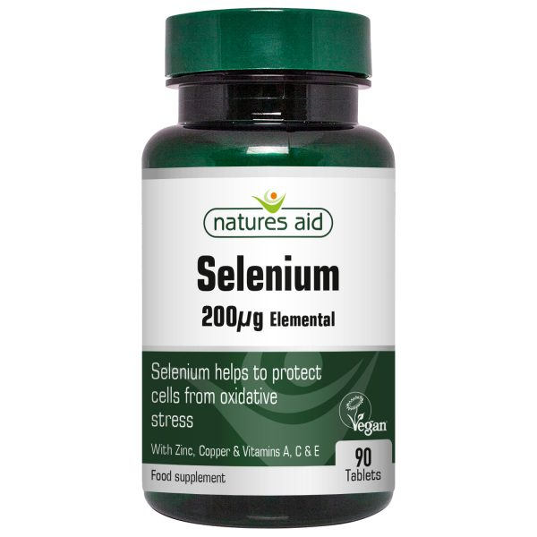 Selenium 200ug 90's - 130830