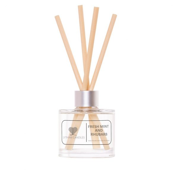 Fresh Mint and Rhubarb Reed Diffuser
