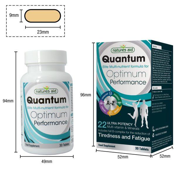 Quantum Multi-Vitamin 30's - 126310_2