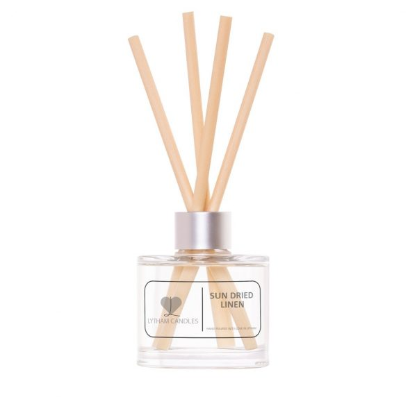 Sun Dried Linen Reed Diffuser