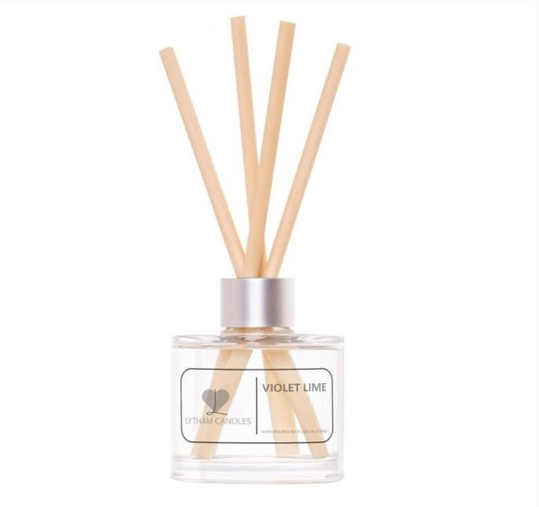 Violet Lime Reed Diffuser