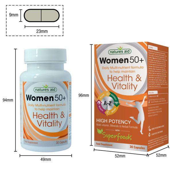 womens-50-plus-multi-nutrient-carton-capsule-and-pot-dimensions